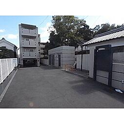 奈良県奈良市二条大路南5丁目の賃貸マンションの外観