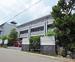 京都府京都市北区紫竹竹殿町の賃貸マンションの外観