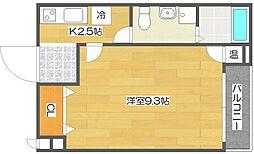 F maison ENE[1階]の間取り