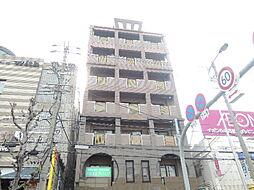 大阪府大阪市平野区瓜破2の賃貸マンションの外観