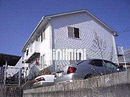 グローリィ桜ヶ丘N棟[1階]の外観