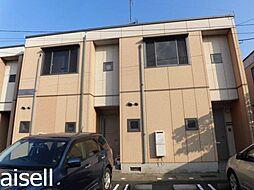 広島県廿日市市城内1丁目の賃貸アパートの外観