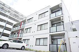 千葉県船橋市前原西4丁目の賃貸マンションの外観