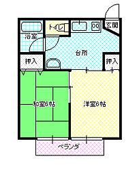 北新井駅 4.6万円