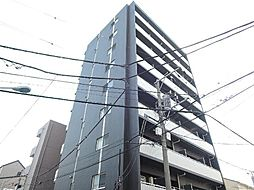 東京都台東区浅草5丁目の賃貸マンションの外観