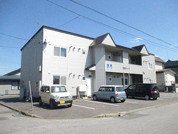 平成ハイツ 2階の賃貸【北海道 / 北見市】