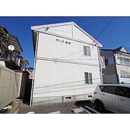 静岡県静岡市清水区船原の賃貸アパートの外観