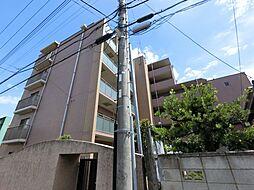 千葉県千葉市稲毛区稲毛3丁目の賃貸マンションの外観