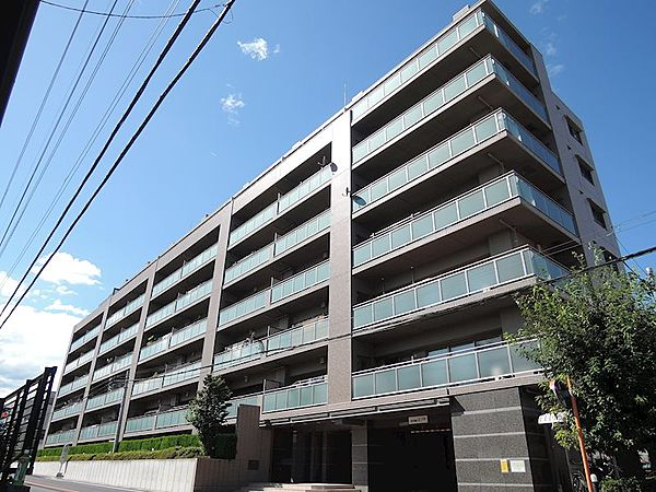 サーパス下飯田[101号室]の外観