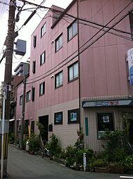 大阪府大阪市阿倍野区阿倍野筋5丁目の賃貸マンションの外観