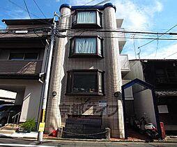 京都府京都市左京区大菊町の賃貸マンションの外観