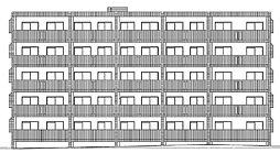 都城・上東マンション[4階]の外観