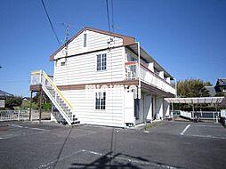 パレス菊川[1階]の外観