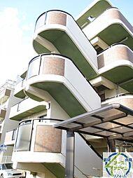 兵庫県明石市別所町の賃貸マンションの外観