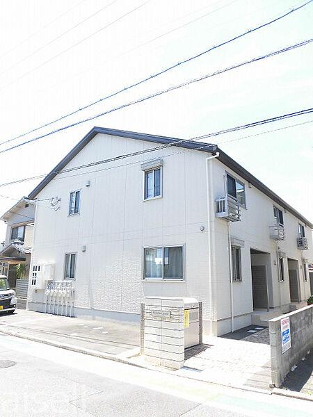 広島県廿日市市串戸4丁目の賃貸アパート