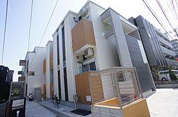 福岡県福岡市博多区光丘町1丁目の賃貸アパートの外観