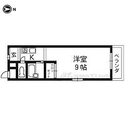 稲荷駅 4.2万円
