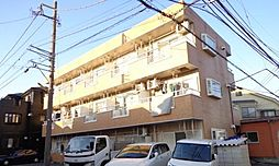 埼玉県草加市小山1の賃貸マンションの外観