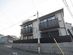 兵庫県神戸市長田区名倉町2丁目の賃貸アパートの外観