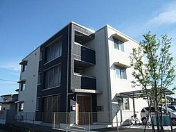 長野県長野市大字稲葉南俣の賃貸アパートの外観