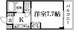 メゾン・グラン・フォレ[2階]の間取り