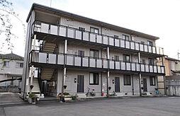 アトリオマンション[1階]の外観