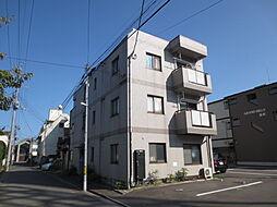 宮城県仙台市若林区荒町の賃貸アパートの外観