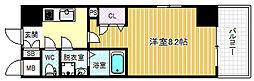 ジュネーゼグラン福島Noda[9階]の間取り