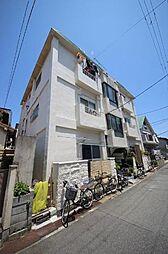 京マンション[2階]の外観