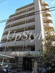 東京都荒川区町屋4丁目の賃貸マンションの外観