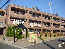 愛知県北名古屋市山之腰五条の賃貸マンションの外観