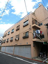 山本マンション[3階]の外観