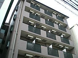 大阪府大阪市住吉区長居西1丁目の賃貸マンションの外観