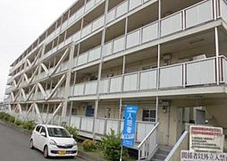 神奈川県中郡二宮町百合が丘3丁目の賃貸マンションの外観