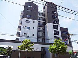 大阪府大阪市住吉区遠里小野2丁目の賃貸マンションの外観