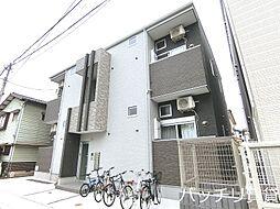 西鉄貝塚線 名島駅 徒歩10分の賃貸アパート