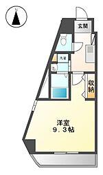 ライフステージ白壁III[5階]の間取り