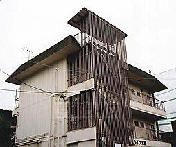 京都府京都市右京区太秦北路町の賃貸マンションの外観