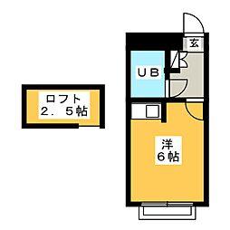 上星川駅 2.6万円