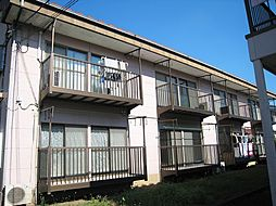 デリエール横須賀B棟[103号室]の外観