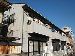京都府宇治市伊勢田町砂田の賃貸アパートの外観