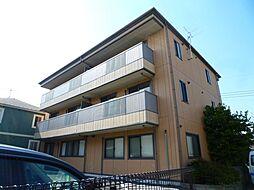 埼玉県上尾市上平中央1丁目の賃貸アパートの外観