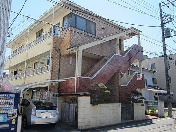 恵マンション[2階]の外観