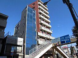 東京都江戸川区西小岩3丁目の賃貸マンションの外観