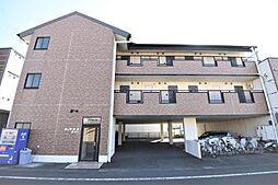 静岡県静岡市駿河区曲金6丁目の賃貸アパートの外観
