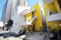 ザミューズフラットフラット箱崎[2階]の外観