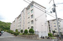 兵庫県宝塚市中山五月台6丁目の賃貸マンションの外観