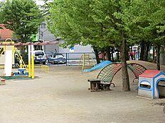 保育園東村山市第三保育園まで540m