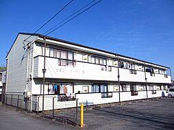 クランプガーデンサウス[2階]の外観
