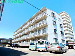 三重県桑名市今北町の賃貸マンションの外観